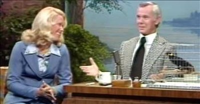 Laughing Bird Steals The Show In Classic Johnny Carson Clip