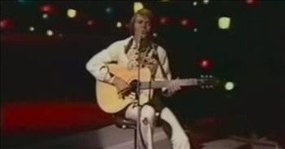 'Time In A Bottle' Classic Glen Campbell Performance