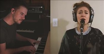 'This Girl' Lauren Daigle Performs Worship Song From Home