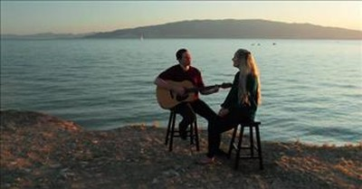 Husband And Wife Sing 'Brightly Beams Our Fathers Mercy'