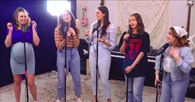 5 Sisters Of Cimorelli Sing Disney Medley