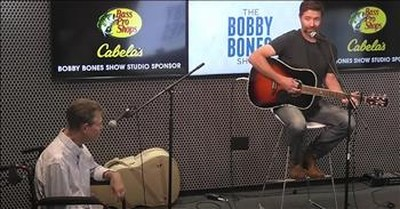 Josh Turner And Randy Travis Sing 'Forever And Ever Amen'