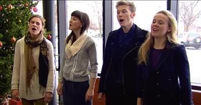 The Von Trapp Great-Grandchildren Sing 'Edelweiss'