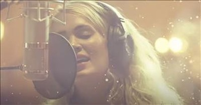'Let There Be Peace' Carrie Underwood Pens Uplifting Song