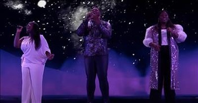 Trio Of RESOUND Stuns With 'Fall On Me' On AGT Quarterfinals