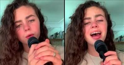 The Voice Winner Chevel Shepherd Sings 'I Will Always Love You' Cover