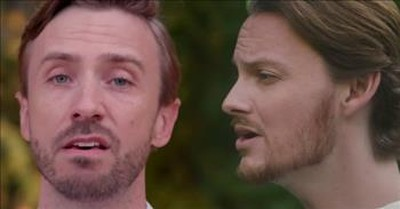 'Fire And Rain' A Cappella James Taylor Cover From Peter Hollens And Tim Foust
