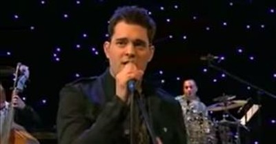 'Always On My Mind' Michael Buble Sings Willie Nelson Classic