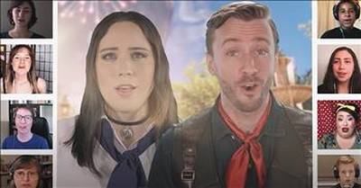Virtual Choir Sings 'Will The Circle Be Unbroken' With Peter Hollens