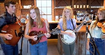 'Bohemian Rhapsody' Bluegrass Rendition From The Petersens Family Band