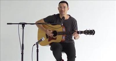 Famous For (I Believe)' Tauren Wells Acoustic Performance