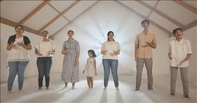 Family Of 7 Sings 'God's Not Done With You Yet'