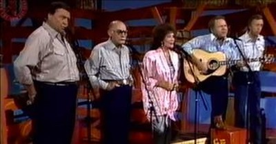 In The Sweet By And By' Loretta Lynn And The Hee Haw Gospel Quartet