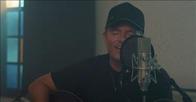 'God Who Listens' Chris Tomlin Acoustic Performance