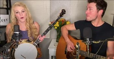 'Tis So Sweet' Acoustic Hymn Duet From Husband And Wife