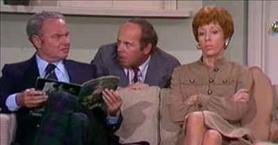 Classic 'I'm Not a Doctor' Sketch From The Carol Burnett Show