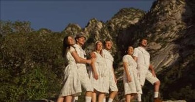 Musical Family Puts Their Own Spin On 'The Sound Of Music'