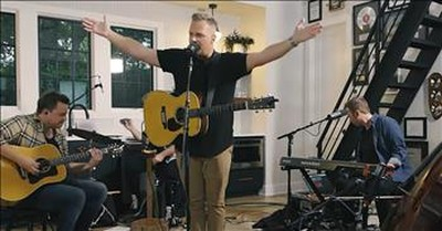 'Hello, My Name Is' Matthew West Live Performance
