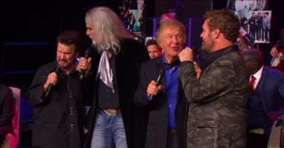 'Heartbreak Ridge And New Hope Road' Gaither Vocal Band Live Performance