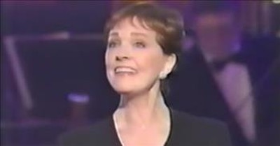 Classic 'Edelweiss' Performance From Julie Andrews