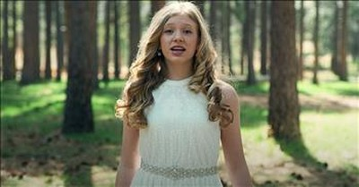 'Amazing Grace (My Chains Are Gone)' Cover From 15-Year-Old Lyza Bull