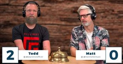 Matt Maher And Cody Carnes Compete To Guess Popular Christian Songs