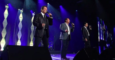 Bluegrass Performance Of 'Stop The Storm' From The Booth Brothers