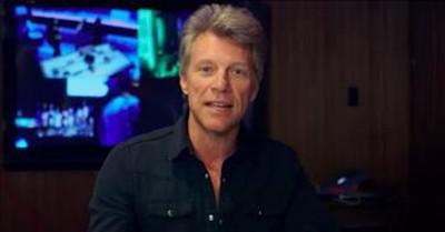 Jon Bon Jovi Wears Disguise And Surprises Fans At A Karaoke Bar