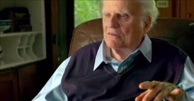 The Message In Billy Graham's Final Sermon Is Even More True Today