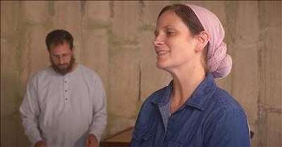 Husband And Wife Perform 'Amazing Grace' In A Silo