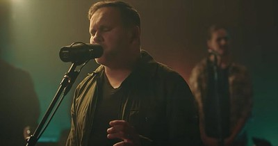 'Jesus Your Name' Matt Redman Acoustic Performance