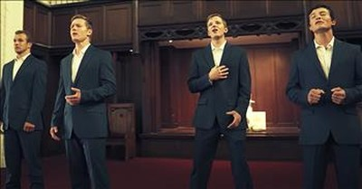 'It Is Well With My Soul' Redeemed Quartet Sing Hymn In Church