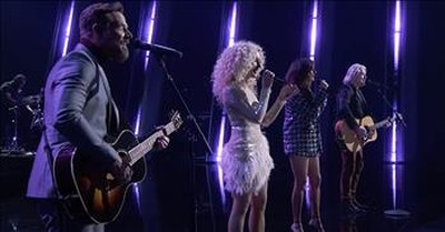 Little Big Town Performs Kenny Rogers Tribute 'Sweet Music Man'