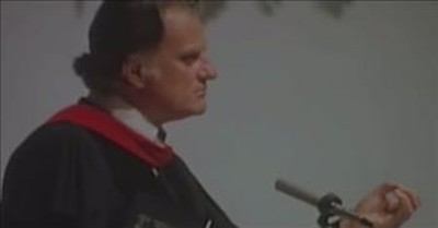 Billy Graham's Powerful Speech On Change Is Even More Relevant Today