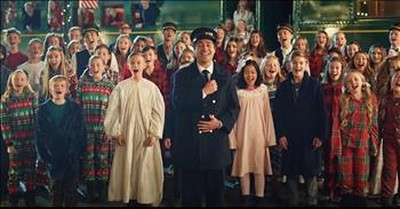 'Believe (Polar Express Medley)' From Vocal Point And Rise Up Children's Choir