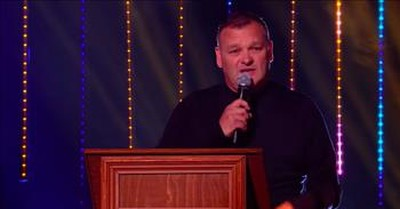 Baptist Preacher Allan Finnegan Brings The Laughs On BGT Semi-Finals