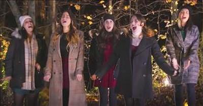 5 Sisters Sing A Cappella 'Jingle Bells' In Minor Key