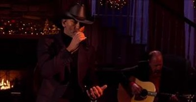 'It Wasn't His Child' Country Christmas Performance From Tim McGraw