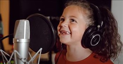 Adorable 7-Year-Old Sings 'All I Want For Christmas Is My Two Front Teeth'