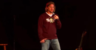Tim Hawkins Pleads For A 'Marriage GPS' In This Throwback Clip