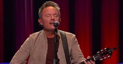 'Amazing Grace (My Chains Are Gone)' Chris Tomlin Live At Grand Ole Opry