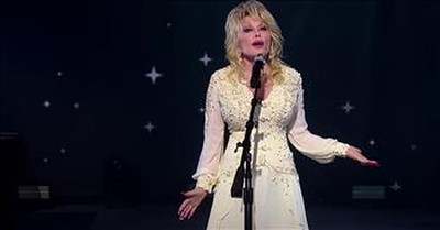 'Mary Did You Know' Dolly Parton Live Performance