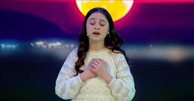 Kid Singer Evangelina Stuns With Cover Of Queen's 'Love Of My Life'