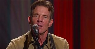 Dennis Quaid Makes Grand Ole Opry Debut With 'Friends'