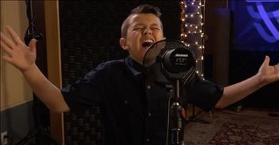 11-Year-Old Sings Live Rendition Of 'Hallelujah'
