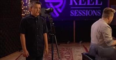 11-Year-Old Blake Walker Sings 'Stand By Me'