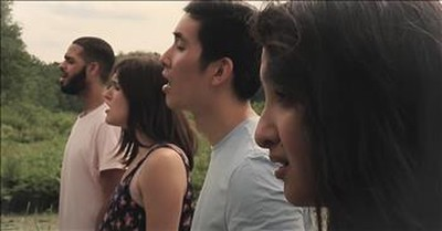 A Cappella Quartet Sings 'Somewhere Over The Rainbow'