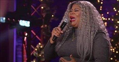 'Nobody Like You Lord' Live Performance From Maranda Curtis