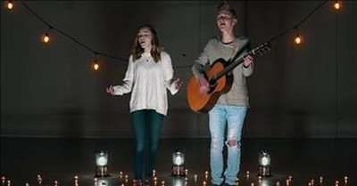 2 Teens Sing 'I Can Only Imagine' Duet