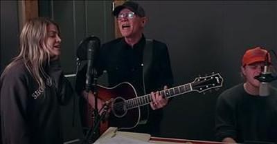 'A Desperate Benediction' Steven Curtis Chapman Song Of Prayer
